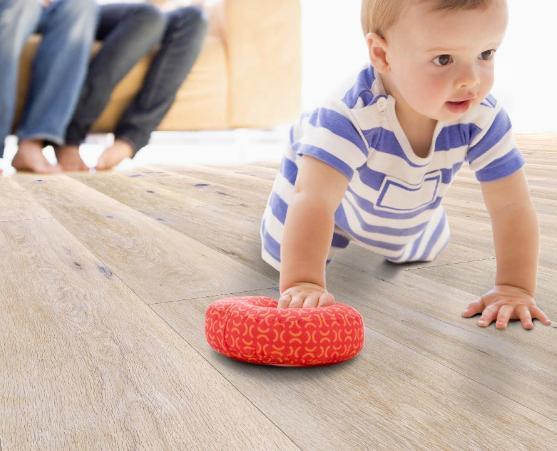 Полы в детской комнате: какие лучше выбрать?